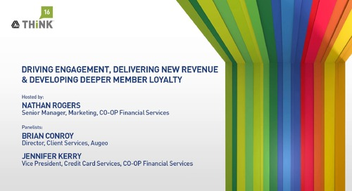 Driving Engagement, Delivering New Revenue & Developing Deeper Member Loyalty