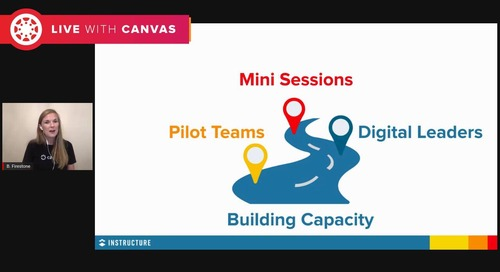 K-5 Canvas Adoption + Features to Support Elementary Engagement