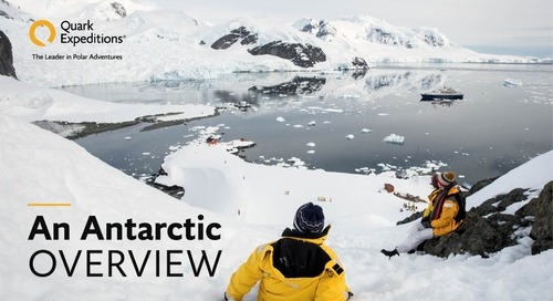 An Antarctic Overview - April 17, 2019