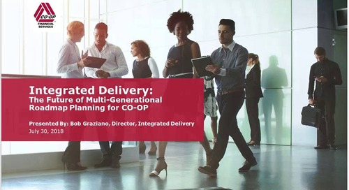 ET&S Integration Webinar - Integrated Delivery