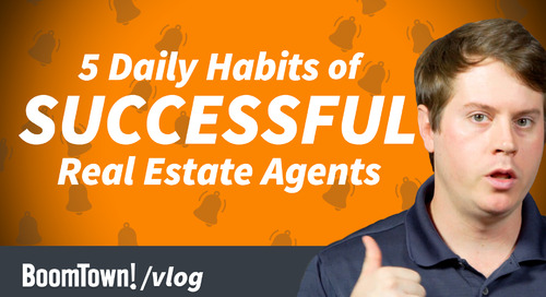 5 Daily Habits of Successful Agents