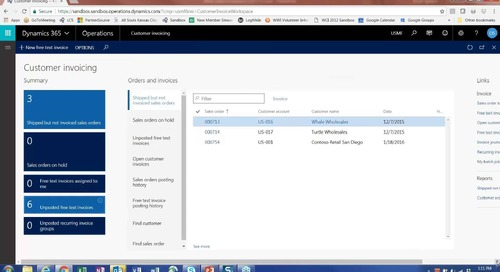 What's New in Finance in Microsoft Dynamics 365 for Finance and Operations - Enterprise Edition