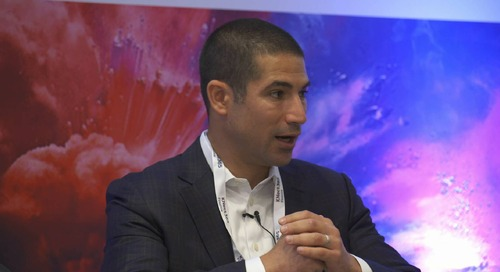 Rob Siegel | CTO Global Infrastructure Partners | SuperReturn 2019
