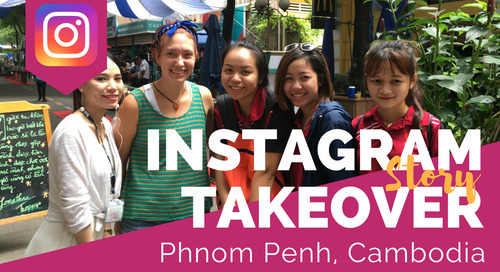Day in the Life Teaching English in Phnom Penh, Cambodia with Kate John