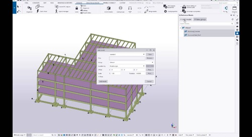 Integrating Constructible Tekla Models with Revit