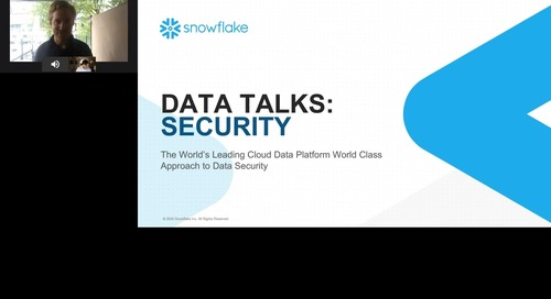 Webinar - How to Keep Your Data Secure in the Cloud