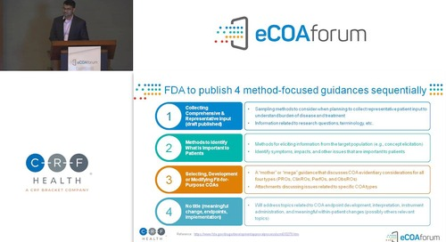 FDA's Patient-Focused Drug Development Guidance