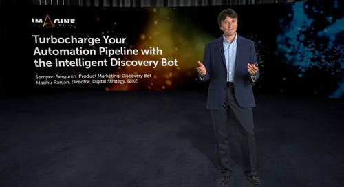 Turbocharge Your Automation Pipeline with the Intelligent Discovery Bot