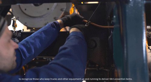 VIDEO: Celebrating Truck Driver and Technician Appreciation Weeks