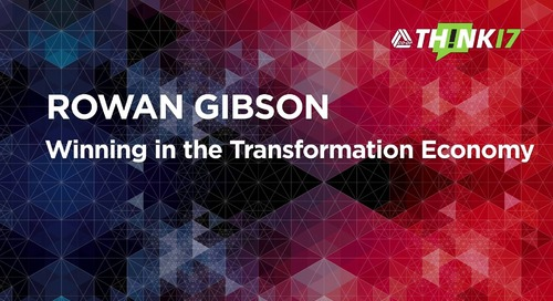THINK 17 - Rowan Gibson