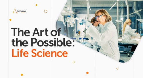 Art of the Possible – Life Sciences