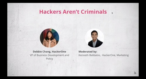 Hackers Aren't Criminals