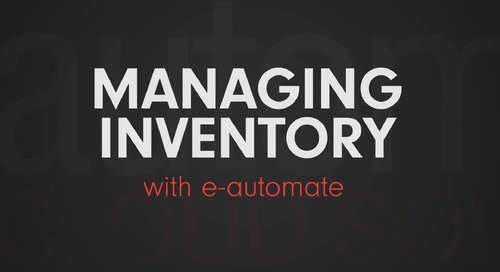 General Communications: Inventory Management