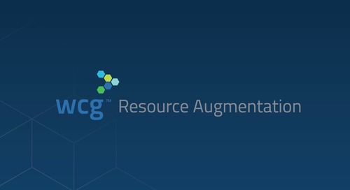 WCG Resource Augmentation for Sites