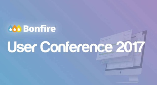 Bonfire User Conference 2017