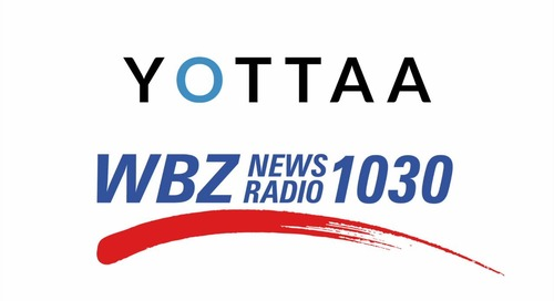 Yottaa Interview on WBZ News Radio Boston