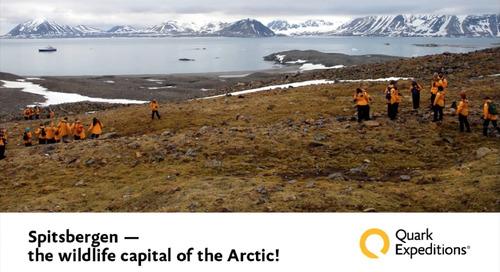 Exploring Spitsbergen: The Realm of the Polar Bear