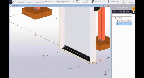New Era of Collaboration - Tekla Model Sharing