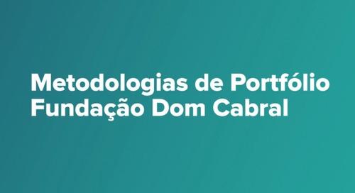 Webinars do Canvas - Metodologias de Portfólio - Fundação Dom Cabral