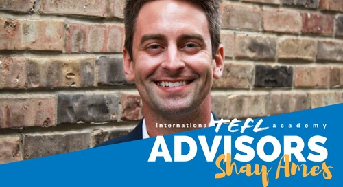 International TEFL Academy Advisor - Shay Ames