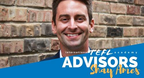 International TEFL Academy Advisor - Shay Ames