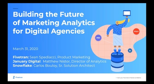 Building the Future of Analytics for Digital Agencies