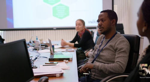 WIRB 50: International Fellows Program
