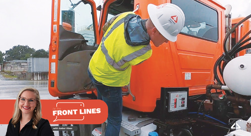 On The Front Lines at Wayne Davis Concrete