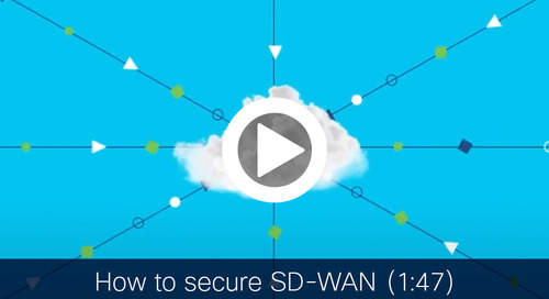 How to secure SD-WAN