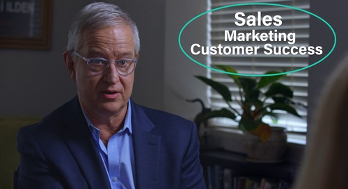 Rev Ops is all about Bringing Sales, Marketing, and Customer Success together - Cornelius Willis, CMO of Clari
