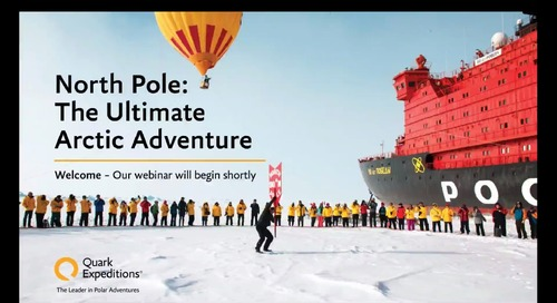 Explore the North Pole with Your Clients