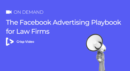 The Facebook Advertising Playbook for Law Firms