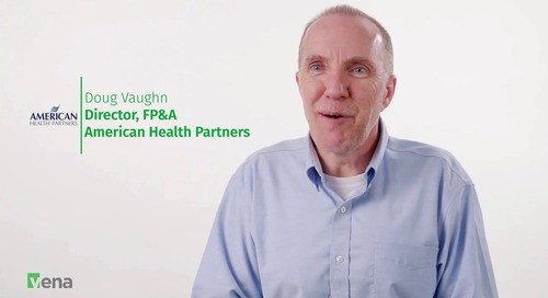 American Health Partners Eliminate Days Of Budgeting & Reporting