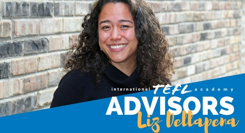 International TEFL Academy Advisor - Liz Dellapena