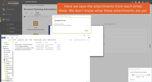 Transforming KYC New Account Opening with Intelligent Automation
