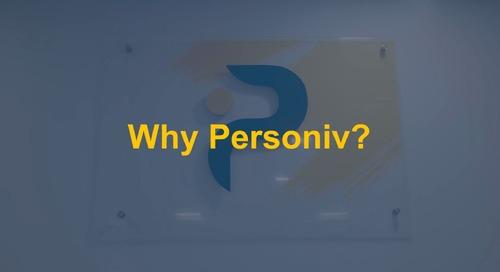 Why Personiv?