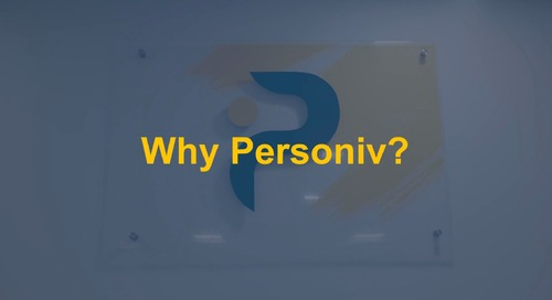 Why Personiv? - BPO Experience & Quality