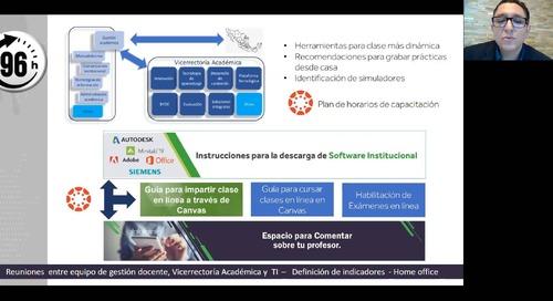 Tecmilenio, México: Prácticas exitosas para migrar al aula virtual