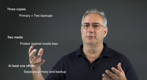 Does the 3-2-1 Rule Apply to Cloud Backups?