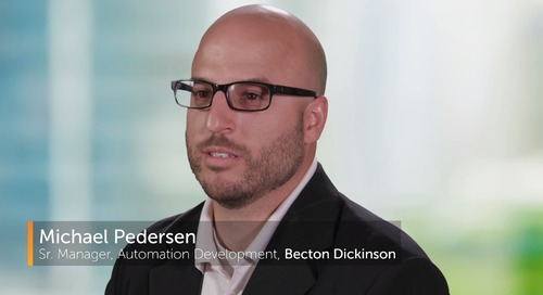 How Becton Dickinson Uses RPA as Part of its Digital Transformation Strategy