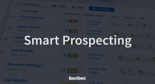Smart Prospecting