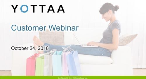 2018 Yottaa Customer Webinar