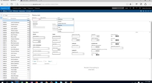 The Power of Production Control with Dynamics AX