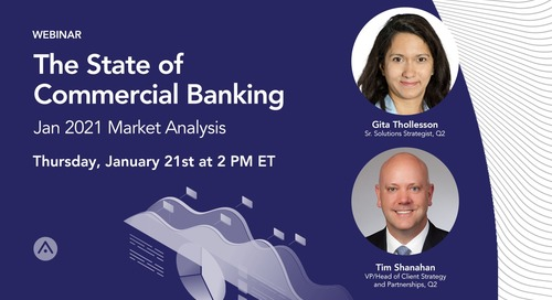 The State of Commercial Banking - 2021 Market Analysis