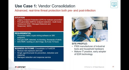 Endpoint Protection in Operational Technology