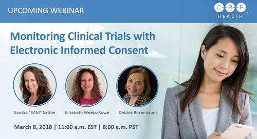 Monitoring eConsent: An Exclusive Interview with the Webinar Speakers