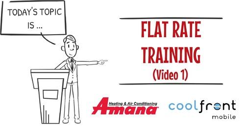 Flat-Rate-Training-Video-1-Amana