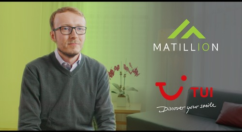 TUI gets up and running in under 5 minutes with Matillion ETL for Snowflake