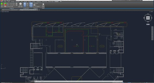 DWG Compare Feature