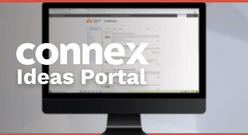 CONNEX Ideas Portal